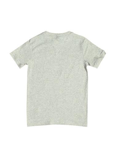 Asymmetry Tişört Gri